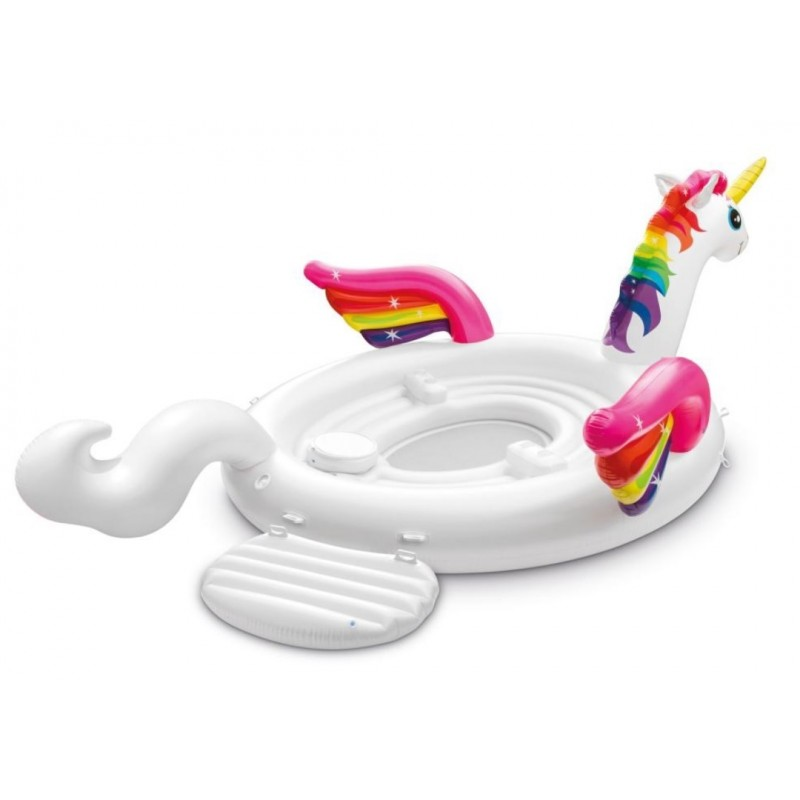 Basen Brodzik Box - zielony 57100 Intex Pool Garden Party