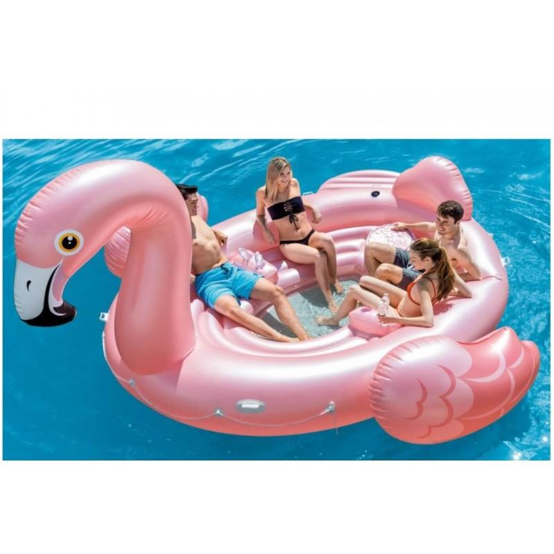 Plac zabaw - ślizgawka do surfowania 57469 Intex Pool Garden Party
