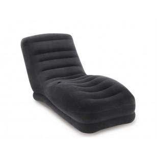 Koło do pływania Neon 91 cm - żółte Intex